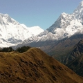 Ama Dablam Mountain Peak