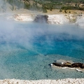 The Excelsior  Geyser, Yellowstone National Park