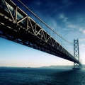 Image Akashi Kaikyo Bridge - The Longest Bridges of the World