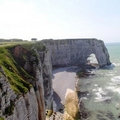 Image Etretat - The Most Dramatic Sea Cliffs in the World
