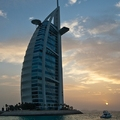 The Burj- al-Arab Hotel, Dubai