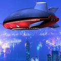 Image The Flying Aeroscraft  Hotel, California, USA - The Most Futuristic Luxury Hotels in the World