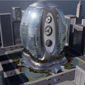 Image Envision Green Hotel, Miami - The Most Futuristic Luxury Hotels in the World
