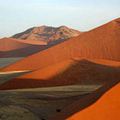 Image The Kalahari Desert, Africa - The Largest Deserts in the World