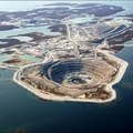 The Diavik Diamond Mine