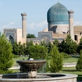 Image  Gur-Emir Mausoleum  - The Best Places to Visit in Samarkand