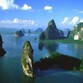 Phang Nga Bay - Spectacular  Place in Thailand