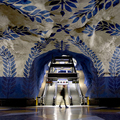 Image T-Centralen Station , Sweden, Stockholm -  Best Subway Stations in the World