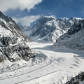 Image Mer de Glace, France - Top 10 places to visit for introverted people
