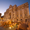 Image Fontana di Trevi - The best places to visit in Rome, Italy