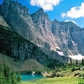 Glacier National Park, U.S.A