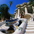 Image Guell Park - The best places to visit in Barcelona, Spain