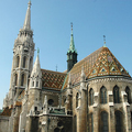 Image Matthias Church - The best places to visit in Budapest, Hungary