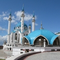 Kul Sharif Mosque in Kazan, Russia