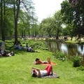 Image Vondel Park - The best places to visit in Amsterdam, Netherlands