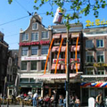 Image Rembrandt Square - The best places to visit in Amsterdam, Netherlands