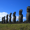 Image Easter Island - The most mysterious tourist destinations in the world